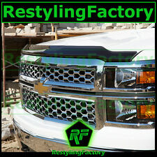 Chevy 2014-2015 Silverado 1500 Smoke Bug Shield Deflector Hood Guard Protector