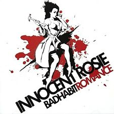 INNOCENT ROSIE - Bad Habit Romance CD