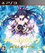 Used PS3 Date a Live: Arusu Install - Nomal Edition Japan Import