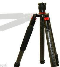 "Venturer 4 Section PRO CF Carbon Fibre Fiber Tripod/ Monopod 72"" (6 Foot) 25kg"