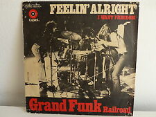 GRAND FUNK RAILROAD Feelin alright 2C006 80814