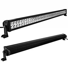 "240W 42"" Work LED Light Bar Fog Driving DRL SUV 4WD Boat Truck Offroad US"