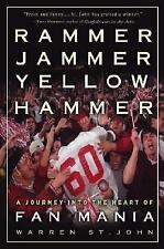 Rammer Jammer Yellow Hammer: A Journey into the Heart of Fan Mania-ExLibrary