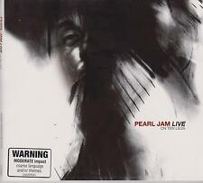 PEARL JAM - LIVE ON TEN LEGS - CD - NEW -