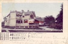 pre-1907 FLUSHING HOSPITAL, Forest Avenue, LONG ISLAND, N. Y.