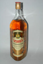 WHISKY GRANT´S FINEST SCOTCH WHISKY AÑOS 70 1,125cl.