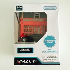 "Hotwheels / Tomica / RMZ City 1/64 Diorama Steak House "" Porsche "" - Hot Pick"