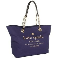 Kate Spade Bag WKRU3138 East Broadway Small Coal Navy Agsbeagle