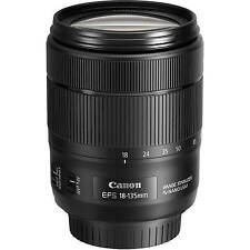 Brand New Canon EF-S 18-135mm f/3.5-5.6 IS USM Lens