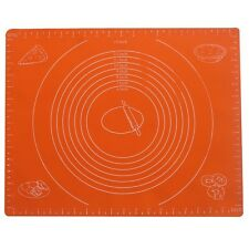 Large Silicone Mat With Measurements | For Baking, Pastry, Cakes, Patisserie,