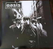 OASIS DAYS OF OUR LIVES, 12/11/94 CIVIC HILL WOLVERHAMPTON, Vinyl LP IMPORT, NEW