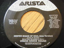 "URBAN DANCE SQUAD - DEEPER SHADE OF SOUL  7"" VINYL"