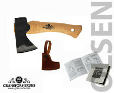 Gransfors Bruks Hand Hatchet Axe #413 Brand New