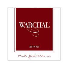 Warchal Karneol Violin String Set  4/4  E Loop  End