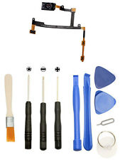 Earpiece Ear Speaker Volume Flex Cable + Tools for Samsung Galaxy S3 i535 i747