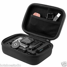 Shockproof Protective Carry Case Bag Small for Gopro Hero 4 3+ 3 2 1 Accessories