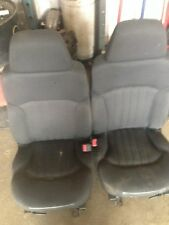 USED 95-2005 CHEVY S10 PICKUP BLAZER GMC SEAT BUCKET SEATS MANUAL FABRIC SHIPS