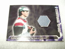 Doctor Who Costume Card Uniform from The Caves of Androzani WHOT-C3