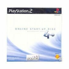 Online Start Up Disc Vers 4 Broadband NEW factory sealed Sony PlayStation 2 PS2