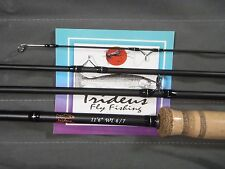 Irideus 6/7 spey rod Sealed reel reel line system for a nice customer, thanks