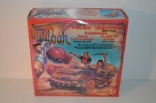 007 HOOK Lost Boy Strike Tank action figure MIB - Mattel