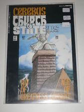 Cerebus Church & State #17 VF Aardvarkvanaheim Sep 1991