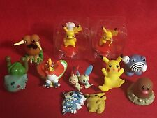 Pokemon Figure Tomy Monster Collection Leafeon  11 -piece set