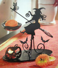 NEW Halloween 2015 YANKEE CANDLE Flying Witch Tart Warmer Tart Burner