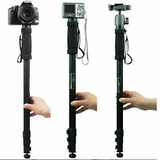 "Lightweight 67"" Camera Monopod WT-1003 For Canon Eos Nikon DSLR E058"