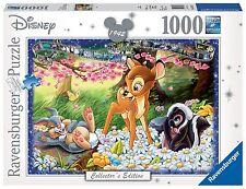 Ravensburger puzzle * 1000 piezas * Disney Collector 's Edition * Bambi * rareza * OVP