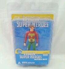 "DC Direct Legion of Super-Heroes Ultra Boy 7"" Action Figure"