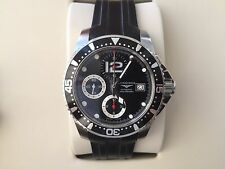 Longines Hydro Conquest watch Automatic Chronograph