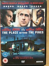 Ryan Gosling Bradley Cooper PLACE BEYOND THE PINES ~ 2013 Thriller UK Retail DVD