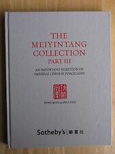 Sotheby The Meiyintang Collection Part III Imperial Chinese Porcelains 4 Apr 12