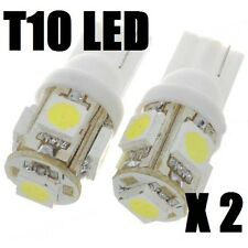 2 X T10 Super White LED Number Plate Park Light Falcon EA EB ED EF AU BA BF FG