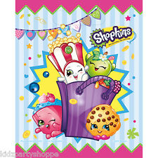 SHOPKINS TREAT Loot BAGS Sacks Birthday Party Supplies Favors