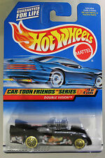 Hot Wheels 1:64 Scale 1998 Car-toon Friends Series DOUBLE VISION