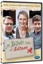 Jak basnici cekaji na zazrak (How Poets Wait for a Miracle) DVD Czech movie 2016
