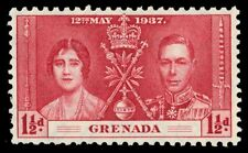 GRENADA 129 (SG150) - King George VI Coronation (pf7466)