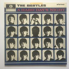 The Beatles - A Hard Day's Night - 1964 GT Britain - Parolophone - Vinyl LP