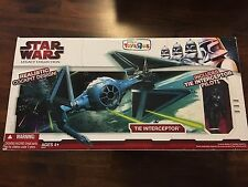 TIE INTERCEPTOR (Star Wars TLC Legacy Collection) Toys 'R Us Exclusive 2009