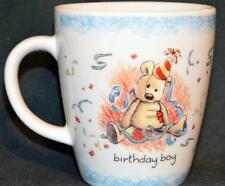 NEWTON'S LAW/GUND - BIRTHDAY BOY  mug - EUC