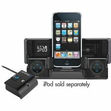 Dual CP8160 Car Deck Built-In-Dash iPod Docking Station AM/FM Tuner & Bluetooth