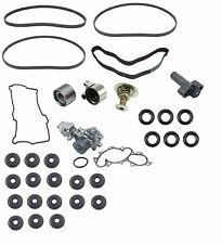 OEM Toyota 4 Runner 3.4L Complete Timing Belt Kit W/ Thermo, Belts, Valve Cover