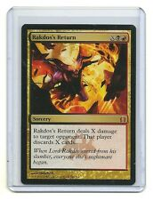 Rakdos`s Return-Magic the Gathering-Free Shipping