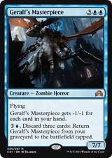 Geralf's Masterpiece - Shadows over Innistrad - Mythic Rare - Near Mint