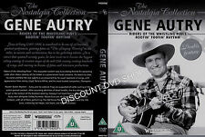 Gene Autry - Riders Of The Whistling Pines (DVD, 2008) NEW ITEM
