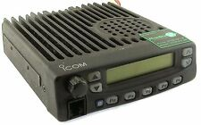 ICOM IC-F610 25 WATT UHF MOBILE TAXI VEHICLE OR BASE RADIO FREE PROGRAMMING