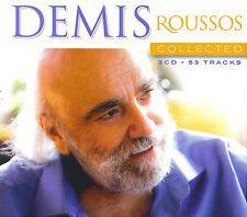 Demis Roussos : Collected (3 CD)