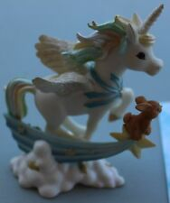"Unicorn Figurine ""Chasing A Dream""; The Hamilton Collection (#0294)"